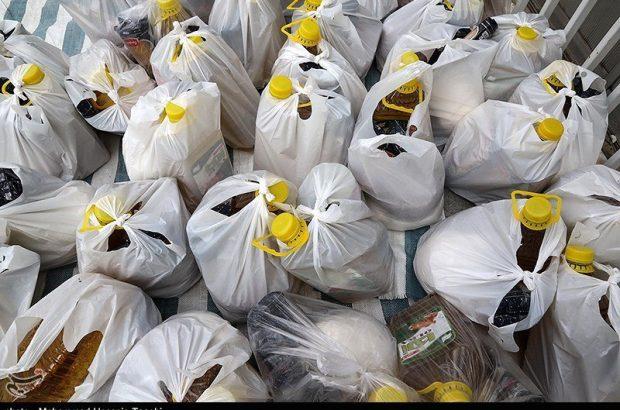 طرح توزیع سبد کالا در بین اقشار محروم در اردبیل آغاز شد