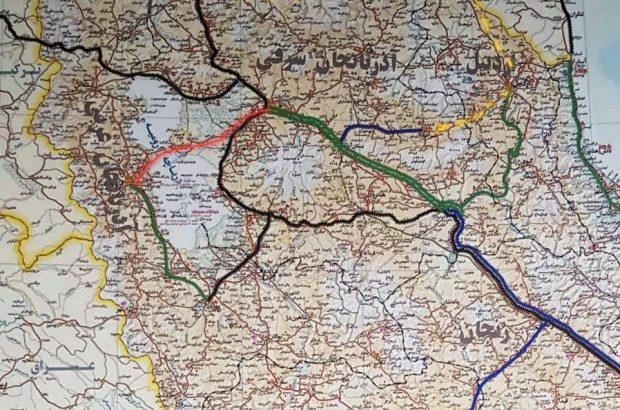 راه آهن تبریز-ارومیه و بستانآباد-اردبیل استخوانبندیِ شبکهی خطِّآهن منطقه آذربایجان؛ شمالِ غرب ایران را تکمیل میکنند