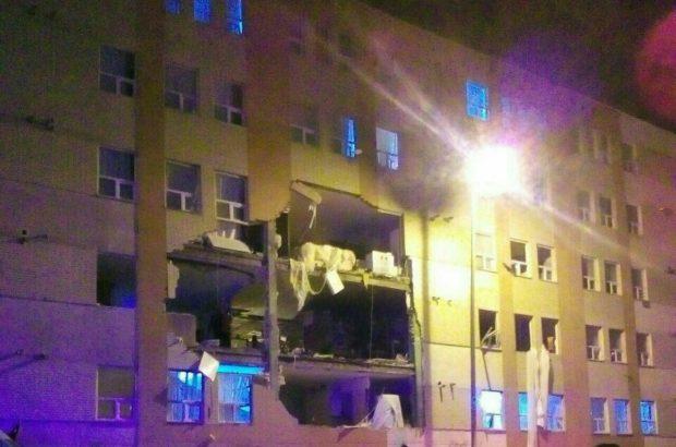 جزئیات جدید انفجار گاز در شهرک رجایی اردبیل؛ میزان خسارت ۶ میلیارد تومان برآورد شد