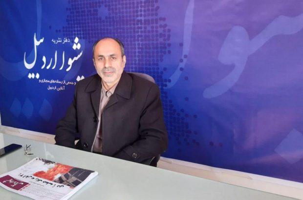جامعه بازار پرچمدار مطالبات استان/عملکرد استاندار اردبیل رضایت بخش است