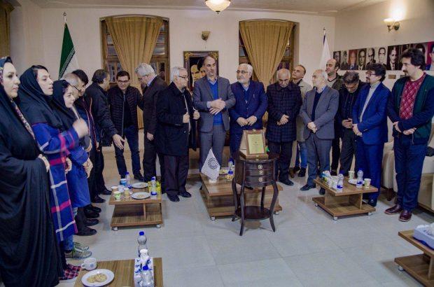 توسعه فرهنگی اردبیل نتیجه مشارکت هنرمندان و فرهیختگان است