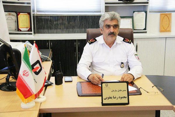 مصدومیت یک نفر در پی انفجار گاز در اردبیل/مردم نکات ایمنی را رعایت کنند