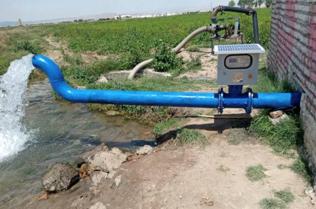 نصب 140 دستگاه کنتور هوشمند حجمی روی چاههای کشاورزی استان اردبیل در 6 ماهه اول سالجاری+ تصاویر