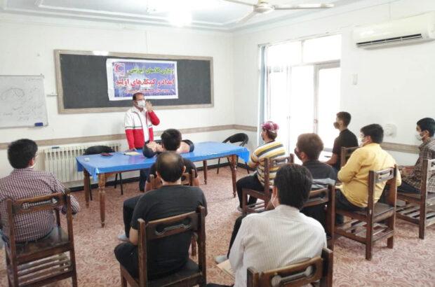 برگزاری 188 دوره آموزشی در طول 6 ماه