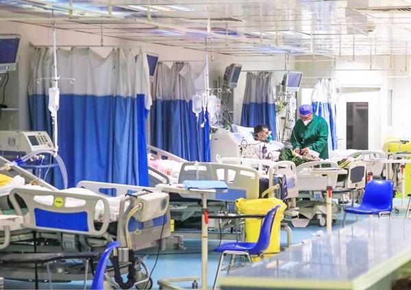 34 مورد بستری جدید مبتلا به کرونا در استان اردبیل