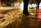 سیلاب به زیرساختهای عمرانی مشگینشهر خسارت زد