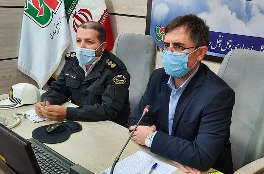افتتاح پاسگاه پلیسراه گِرمی بیلهسوار تا پایان سالجاری / توزیع بیش از ۹ هزار کلاه ایمنی در بین موتورسواران استان