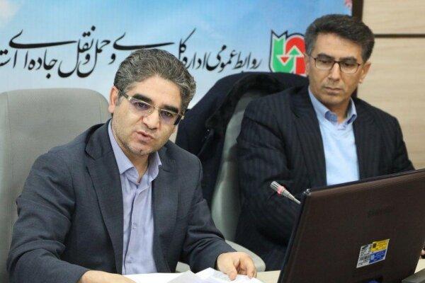 جابجائی ۹۶۰ هزار نفر مسافر در استان اردبیل