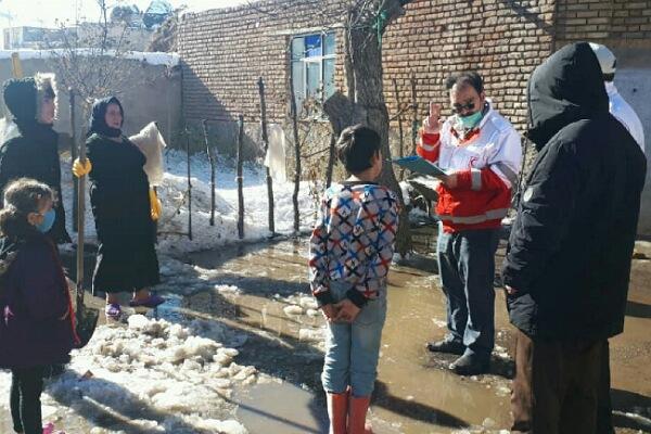 بهره مندی ۱۴۶۰ نفر از طرح ناظران سلامت در شهر هیر
