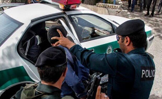 دستگیری شرور قمهکش در اردبیل / پلیس آرامش را به مردم هدیه داد