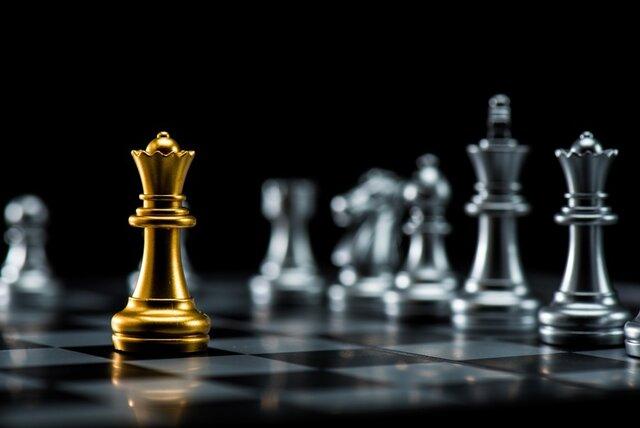 شطرنجبازان تیم اردبیل مقام سوم را کسب کردند