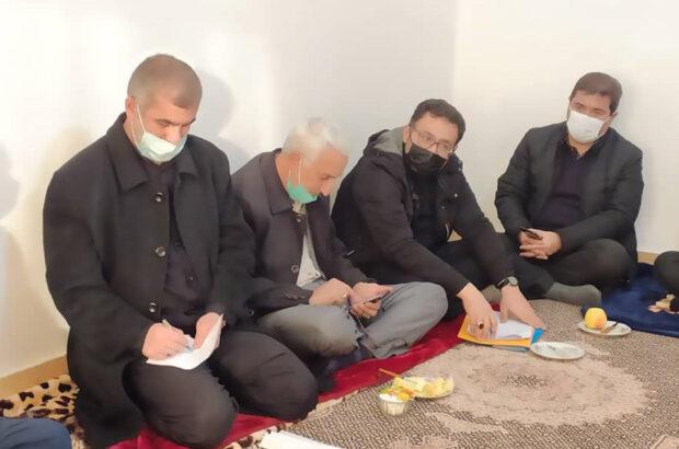 بازدید نائب رئیس مجلس از روستاهای شهرستان اردبیل