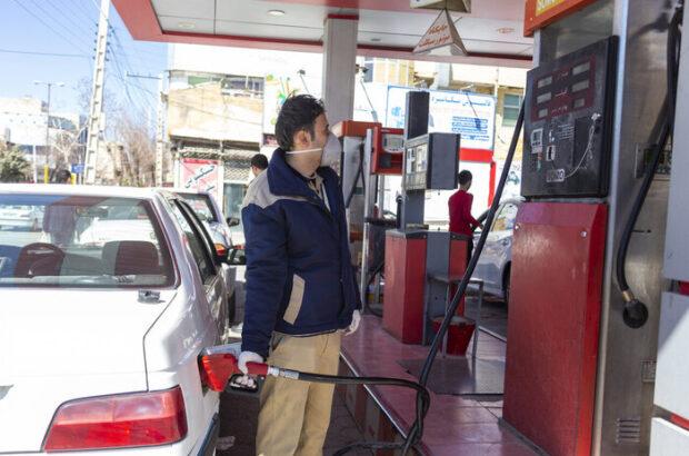 لزوم استفاده از ماسک در جایگاههای سوخت
