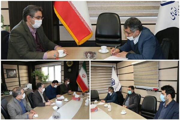 تعیین مطالبات درمانی تامین اجتماعی جهت پیگیری مجمع نمایندگان استان اردبیل