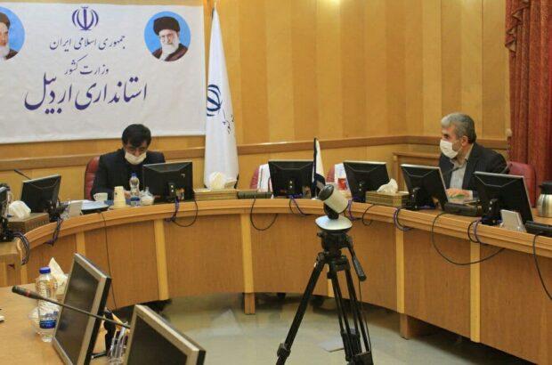 وضعیت جمعیت استان اردبیل رو به میانسالی و پیری است
