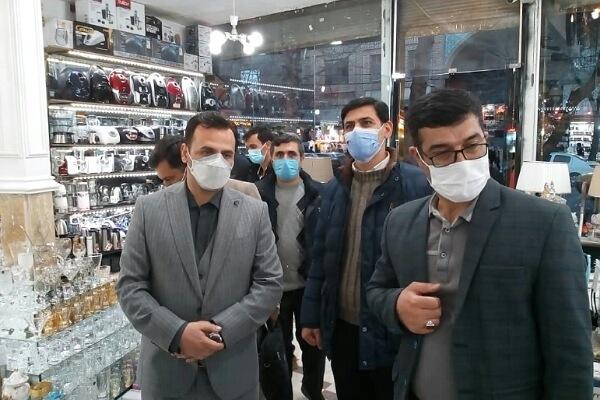 بازدید از یک هزار و ۸۰۰ واحد صنفی در اردبیل