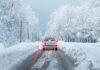 حاکمیت هوای سرد و یخبندان تا صبح فردا در اردبیل