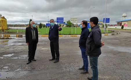 کاهش ۵۴ درصد ارسال نفتگاز به نیروگاه سبلان در منطقه اردبیل