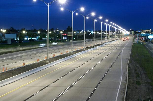 برخورداری۱۷۱ کیلومتر از راههای استان اردبیل از سیستم روشنایی